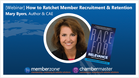 Video on how to ratchet member recruitment and retention