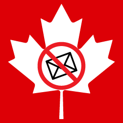 image of canada email law change