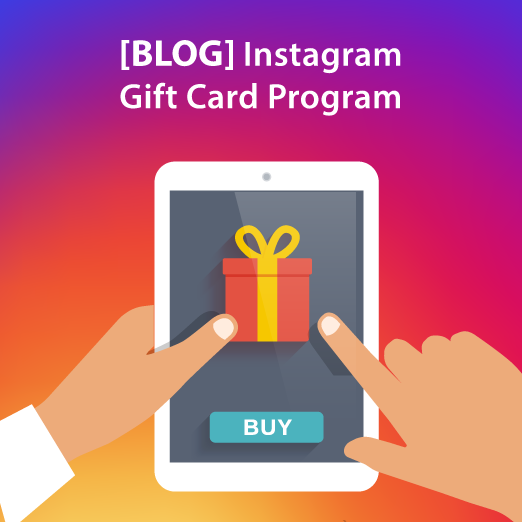 instagram gift cards for associations