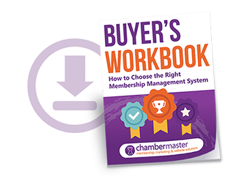 image of Chamber Member Management Buyer's Workbook