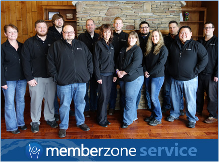 image of MemberZone Customer Service Team