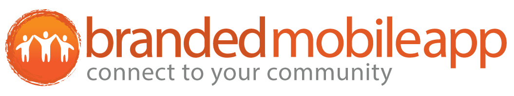 image of branded mobile app logo
