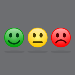 image of emotion smiley faces