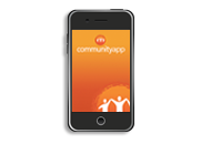 image of community app