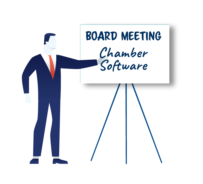 image of chamber software and board of directors